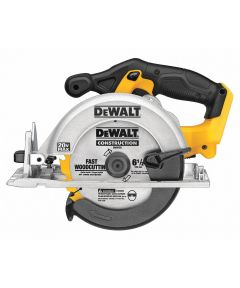 "DEWALT Cordless 20 Volt MAX* 6-1/2"" Circular Saw, Tool Only (No Battery or Charger)"