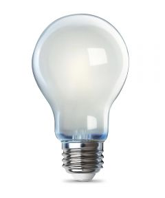 Feit Electric 5 Watt E26 A19 2700K Soft White LED Dimmable Light Bulbs, 4 Pack