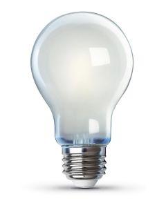 Feit Electric 5 Watt E26 A19 5000K Daylight LED Dimmable Light Bulbs, 4 Pack