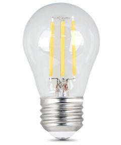 Feit Electric 5 Watt E26 A15 Clear 5000K Daylight LED Dimmable Light Bulbs, 2 Pack
