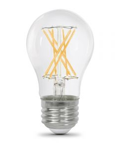 Feit Electric 8.3 Watt E26 A15 2700K Soft White LED Dimmable Light Bulbs, 2 Pack