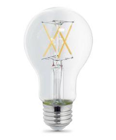 Feit Electric 5 Watt E26 A19 2700K Soft White LED Dimmable Light Bulbs, 2 Pack