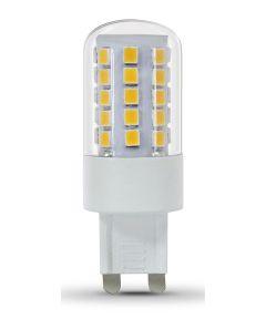Feit Electric 4.5 Watt G9 G9 3000K Warm White LED Dimmable Light Bulb