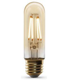 Feit Electric 4 Watt E26 T10 Vintage Amber Soft White LED Dimmable Light Bulb