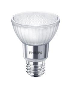 Phillips 7 Watt E26 PAR20 LED Dimmable Glass Light Bulb