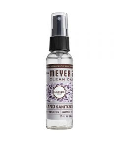 Mrs. Meyer's Hand Sanitizer, Lavender Scented, 2 oz. Spray