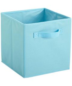 Cubeicals Fabric Drawer, Light Blue