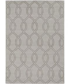 KAS 5 ft. x 7 ft. Avery Taupe Ellison Area Rug