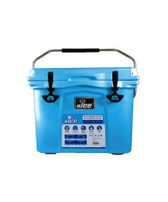 nICE 22 Quart Hardsided Cooler, Blue