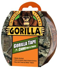 Gorilla Camo Tape, 1.88 in. x 9 yd.