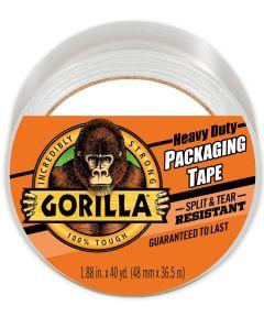 Gorilla Heavy Duty Packaging Tape, Refill Roll, 1.88 in. x 40 yd.