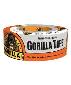 Gorilla White Tape, 1.88 in. x 10 yd.