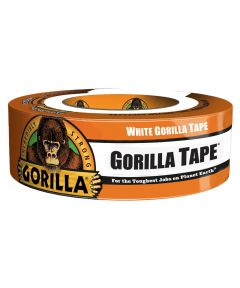 Gorilla White Tape, 1.88 in. x 30 yd.