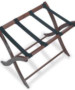 Walnut Wood Luggage Rack
