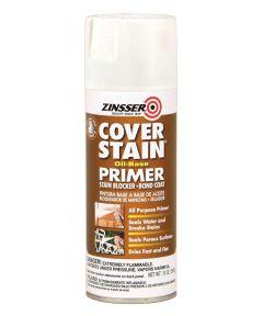 13 oz. Spray Zinsser Cover-Stain Oil-Base White Primer