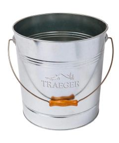 Pellet Storage Metal Bucket for Traeger Grills