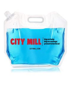 City Mill 2.6 Gallon Collapsible Water Jug
