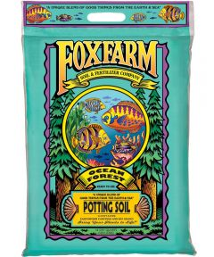 FoxFarm Ocean Forest Potting Soil, 12 quarts