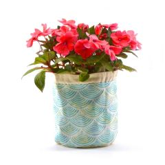 Plant Pouch, Mermaid Design