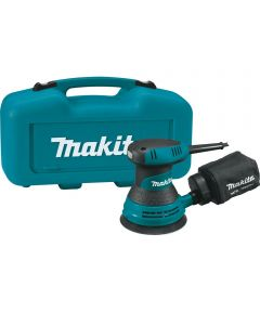 Makita 5 in. Random Orbit Sander with Tool Case