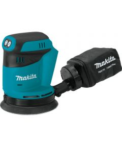 Makita 18V LXT Cordless 5 in. Random Orbit Sander, Tool Only (No Battery or Charger)