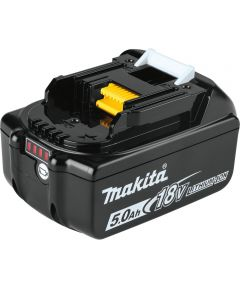 Makita 18V LXT Lithium‑Ion 5.0Ah Battery