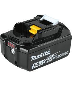 Makita 18V LXT Lithium‑Ion 5.0Ah Battery