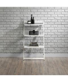 Square1 Portable Anywhere Shelf, White