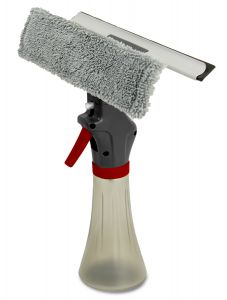 Libman 3-in-1 High Power Window Squeegee, Gray