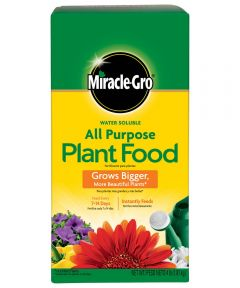 Miracle-Gro 4 lb.Water Soluble All Purpose Plant Food