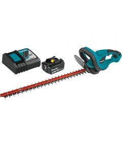 Makita 18V LXT Cordless 22 in. Hedge Trimmer Kit with 4.0Ah Battery & Charger