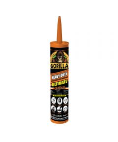 Gorilla Ultimate Heavy Duty Construction Adhesive, 9 oz. Cartridge
