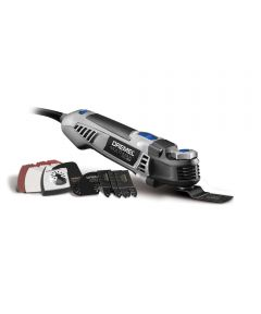 Dremel Multi-Max  5 amp Oscillating Multi Tool Kit with 30 Accessories