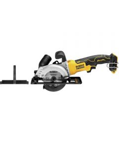 DEWALT ATOMIC 20V MAX* Brushless Cordless 4-1/2 in. Circular Saw, Tool Only (No Battery or Charger)
