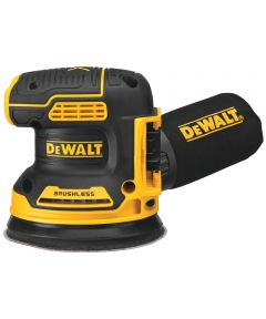 DEWALT 20V MAX* XR 5 in. Brushless Cordless Variable-Speed Random Orbital Sander, Tool Only (No Battery or Charger)