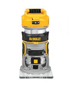 DEWALT 20V MAX* XR Brushless Cordless Compact Router, Tool Only (No Battery or Charger)