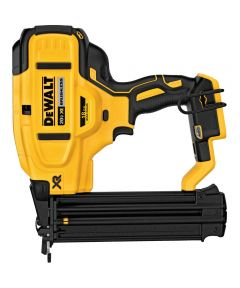 DEWALT 20V MAX* XR 18 Gauge Cordless Brad Nailer, Tool Only (No Battery or Charger)