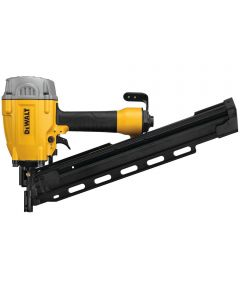 DEWALT Pneumatic 21 Degree Plastic Round Head Framing Nailer