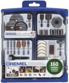 Dremel 160 Piece All Purpose Rotary Tool Accessory Kit