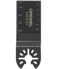 Dremel MM480 Multi-Max Universal Quick-Fit Wood Flush Oscillating Cutting Blade, 1 Pack