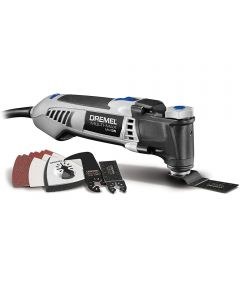 Dremel Multi-Max 3.5 amp Oscillating Multi Tool Kit with 12 Accessories