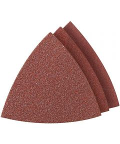 Dremel MM70W  Multi-Max Oscillating Sandpaper (60 / 120 / 240 Grit), 6 Sheets