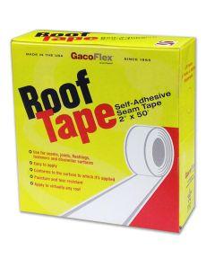 Gaco RoofTape Self-Adhesive Seam Tape, 2 ft. x 50 ft. Roll