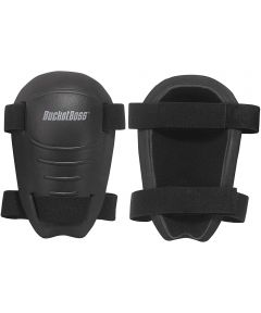 Bucket Boss DuraFoam Knee Pads with Hook & Loop Straps