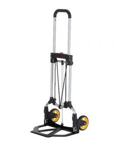 Magna Cart 160 lb. Capacity Folding Steel Personal Hand Truck