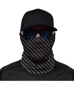 Face Guard Reusable Fabric Face Mask, Carbon