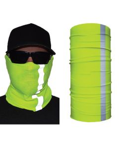 Face Guard Reusable Fabric Face Mask, Neon Reflect-Y