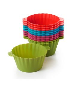 OXO Good Grips Silicone Baking Cups, 12 Pack