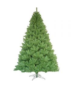 4.5 ft. Artificial Sheared Noble Fir Christmas Tree