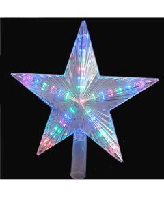 Motion LED Star Christmas Tree Topper